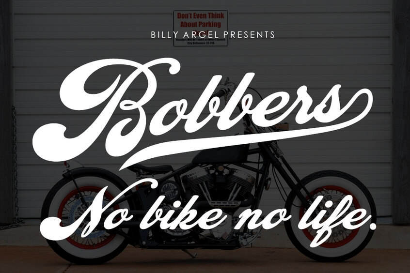 Bobbers Font free download