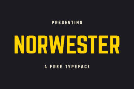Norwester Font